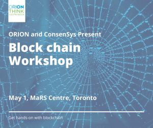 Block Chain Workshop ORION